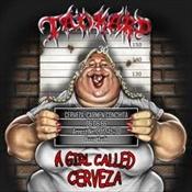 Tankard - A Girl Called Cerveza - DLP (black/clear)