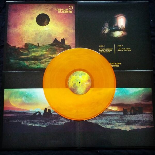 Venus Sleeps - Dead Sun Worship - LP
