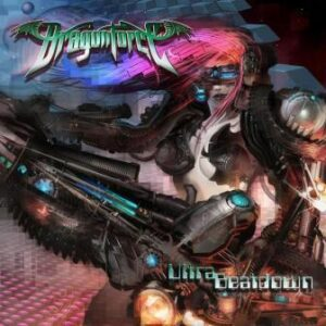 DragonForce - Ultra Beatdown - CD
