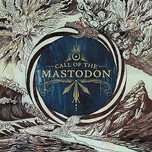 Mastodon - Call of the Mastodon - LP (red)