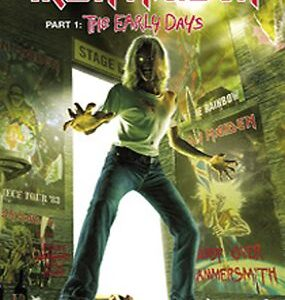 Iron Maiden - The Early Years - DVD