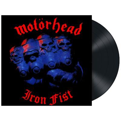 Motorhead - Iron Fist - LP