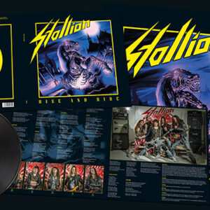 Stallion - Rise and Ride - LP (black)