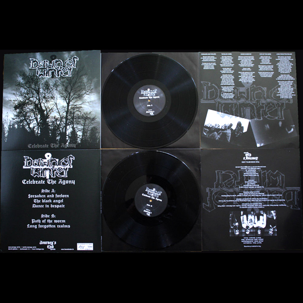 Dawn of Winter - The Skull of the Sorcerer - LP