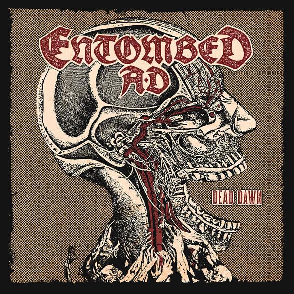 Entombed A.D. - Dead Dawn - LP