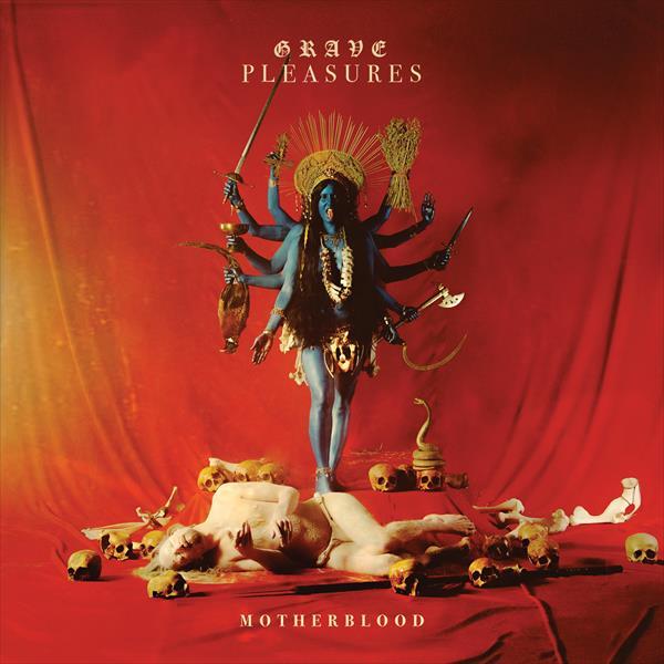 Grave Pleasures - Motherblood - LP + CD