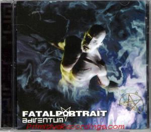 Fatal Portrait - Adventum - CD
