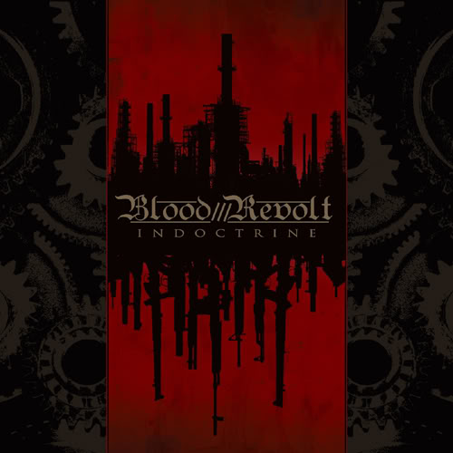 Blood Revolt - Indoctrine- CD digi