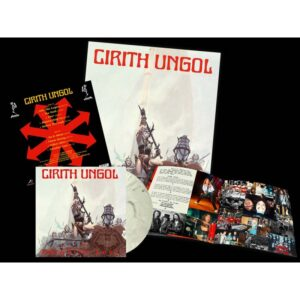 Cirith Ungol- Paradise Lost - LP (white/black marbled)