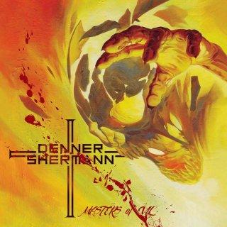 DENNER / SHERMANN - Masters of Evil - LP (black)