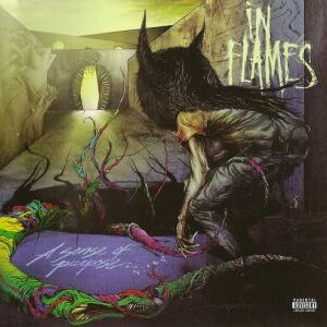 In Flames - A sense of Purpose - CD book
