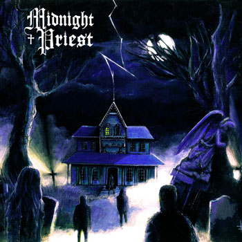 Midnight Priest - Midnight Priest - CD