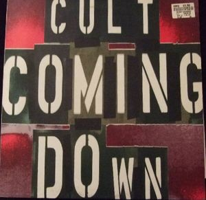 The Cult - Coming Down - 12""