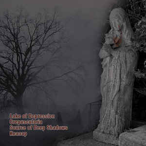 V/A - Lake Of Depression / Crepuscularia / Source Of Deep Shadows / Quasar - CD