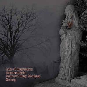 V/A - Lake Of Depression / Crepuscularia / Source Of Deep Shadows / Quasar - CD
