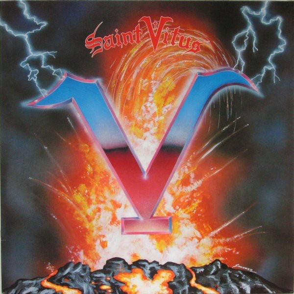 Saint Vitus - V - LP