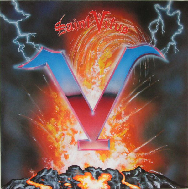 Saint Vitus - V - LP