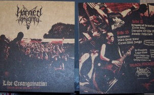 Horned Almighty - Live Exsanguination - 10""