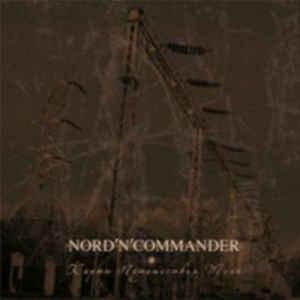 Nord 'n' Commander – Карты Путешествия Тени - CD