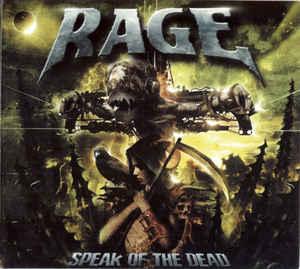 Rage - Speak of the Dead - CD