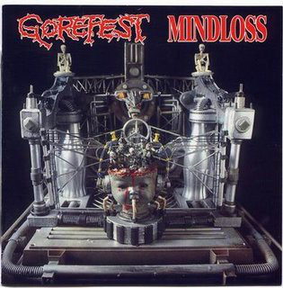 Gorefest - Mindloss - LP