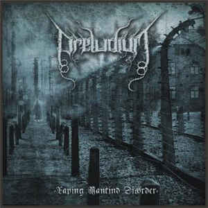 Preludium ‎– Raping Mankind Disorder - CD