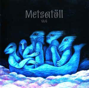Metsatöll – Ulg - CD
