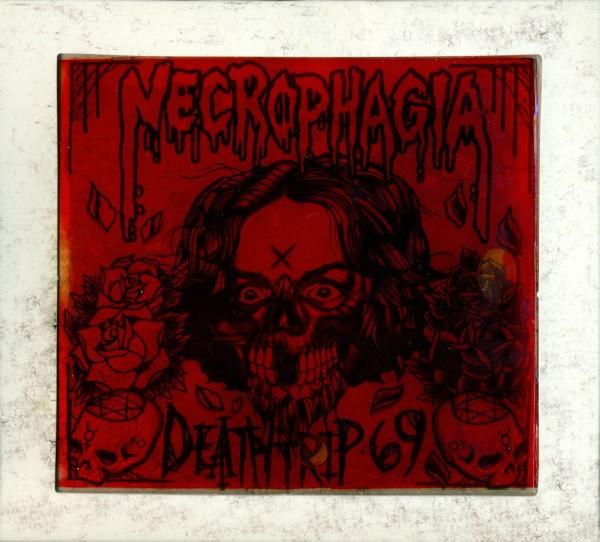 Necrophagia – Deathtrip 69 - CD