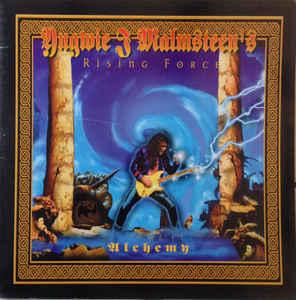 Yngwie J. Malmsteen's Rising Force – Alchemy - CD