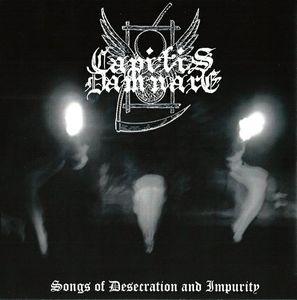 "Capitis Damnare / Equinoxio – Songs Of Desecration.. - 7"""
