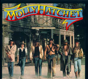 Molly Hatchet ‎– No Guts No Glory - CD