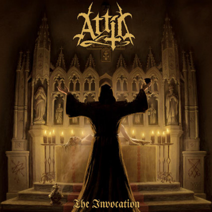 Attic - The Invocation - LP