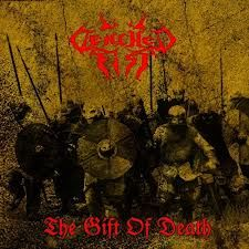 Clenched Fist - The Gift Of Death - CD