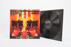 Krisiun – Apocalyptic Revelation - LP