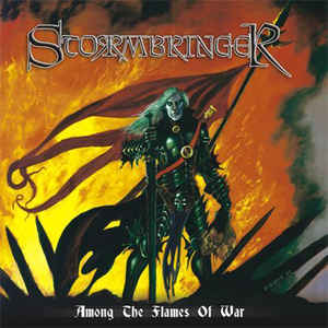 Storrmbringer ‎– Among The Flames Of War - CD