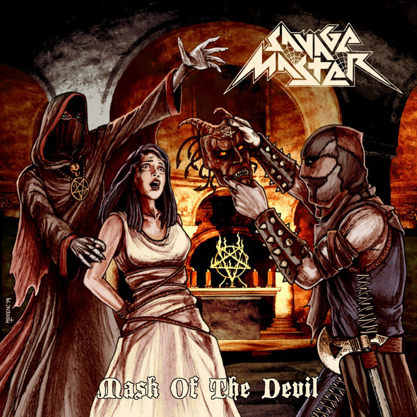 Savage Master - Mask of the Devil - LP