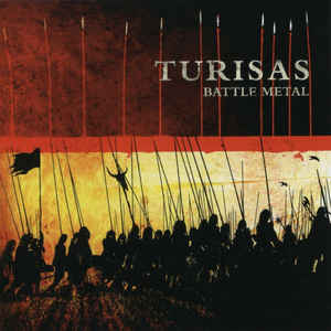 Turisas ‎– Battle Metal - CD