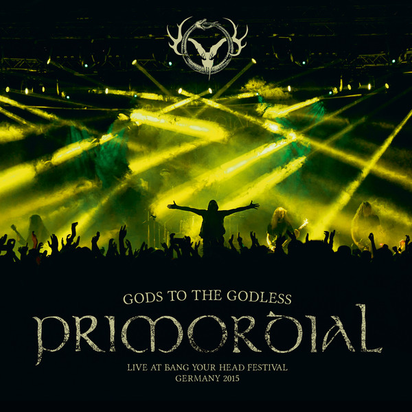 Primordial – Gods To The Godless (Live At Bang Your Head Festival Germany 2015) - DLP (green)