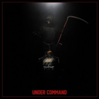 RAM / Portrait - Under Command - LP (splatter)