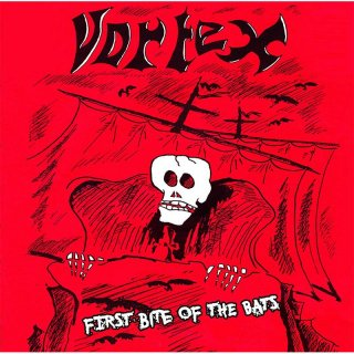 Vortex - First Bite of the Bats - CD