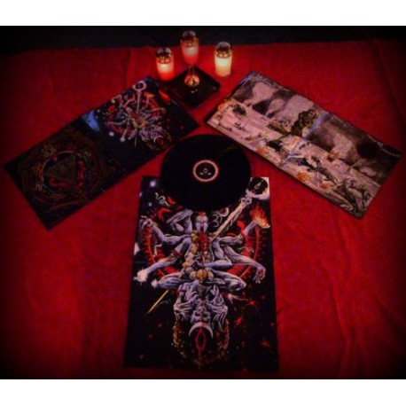 Cult Of Fire - Ascetic Meditation of Death - LP