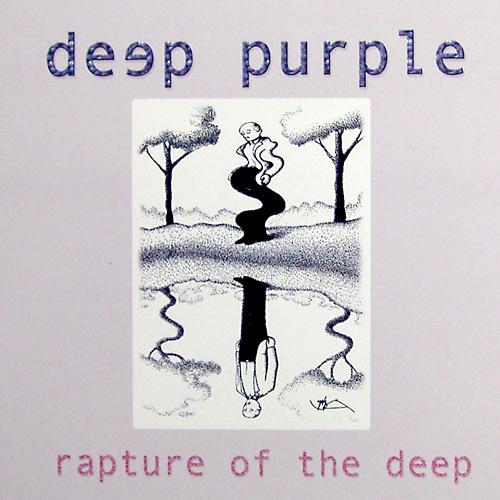 Deep Purple - Rapture of the Deep - CD digi