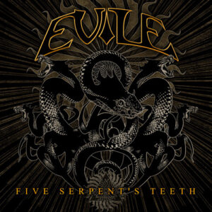Evile - Fire Serpent's Teeth - CD
