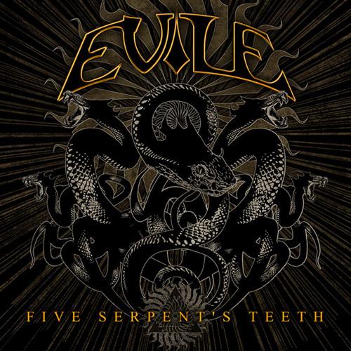 Evile - Fire Serpent's Teeth - CD