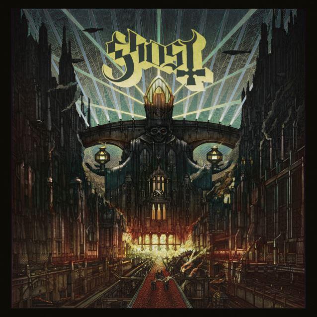 Ghost - Meliora - LP