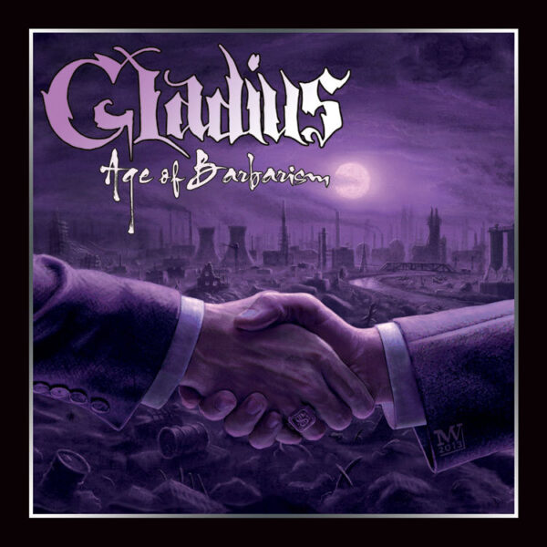 Gladius - Age of Barbarism CD
