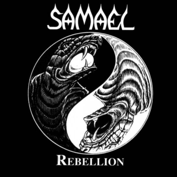 Samael - Rebellion - LP