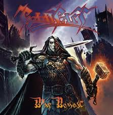 Rampart - War Behest - CD