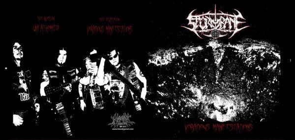 "Stormbane - Voracious Manifestations - 7"""