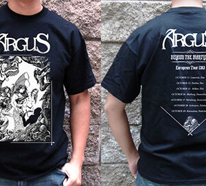 Argus - Beyond The Martyrs - TS Large